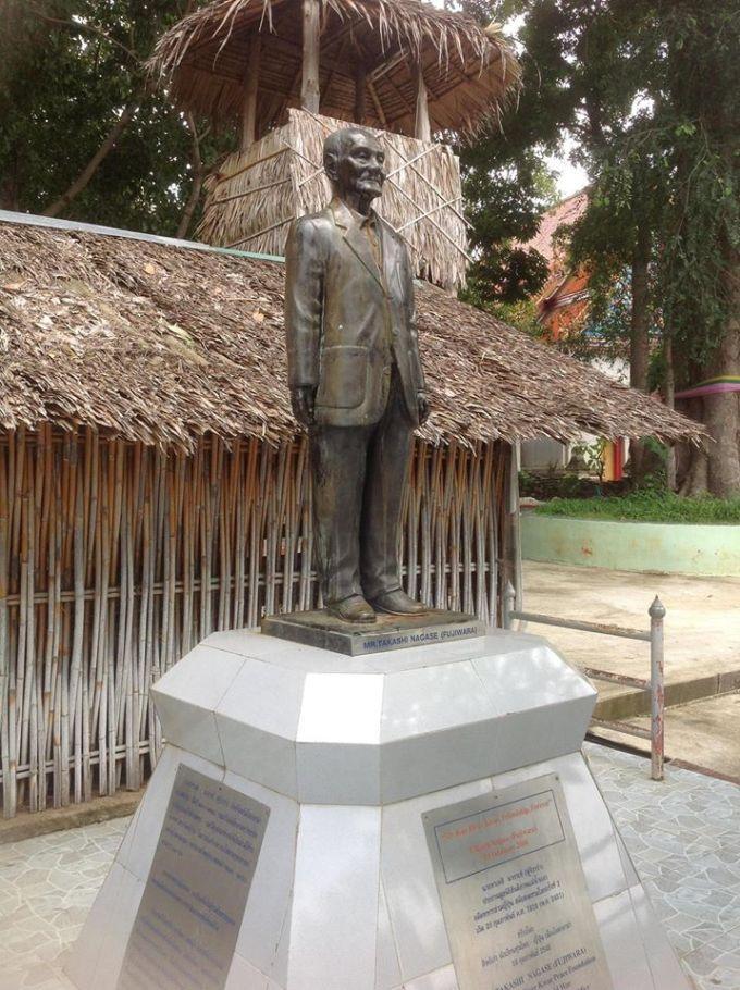 Thailand Kanchanaburi Kwai - The jeath war museum in Kanchanaburi