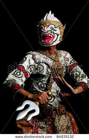 stock-photo-hanuman-of-thailand-dancing-art-called-khon-that-high-class-of-dance-in-siam-bangkok-thailand-84835132