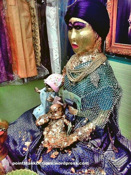 Mae Nak A Thai Ghostly legend
