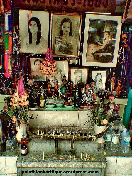Thai Superstition The Shrine of Mae Nak A Thai Ghostly legend