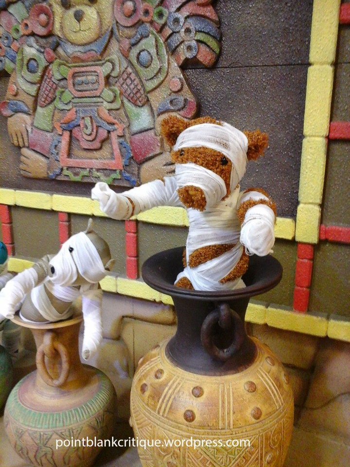 Mummy bears