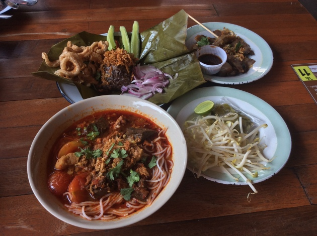 The Legend of Mae Nak and Northern Thai cuisine ©hiddentrailsthailand