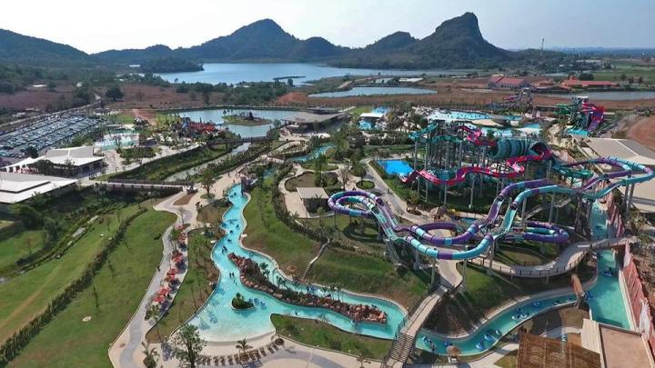 Rama Yana water park