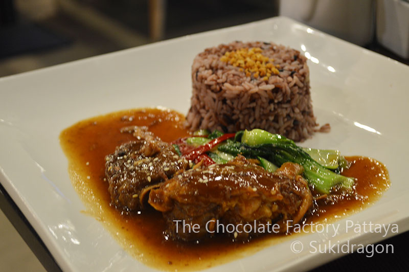 Pattaya Thailand Chocolate indulgence by the sea