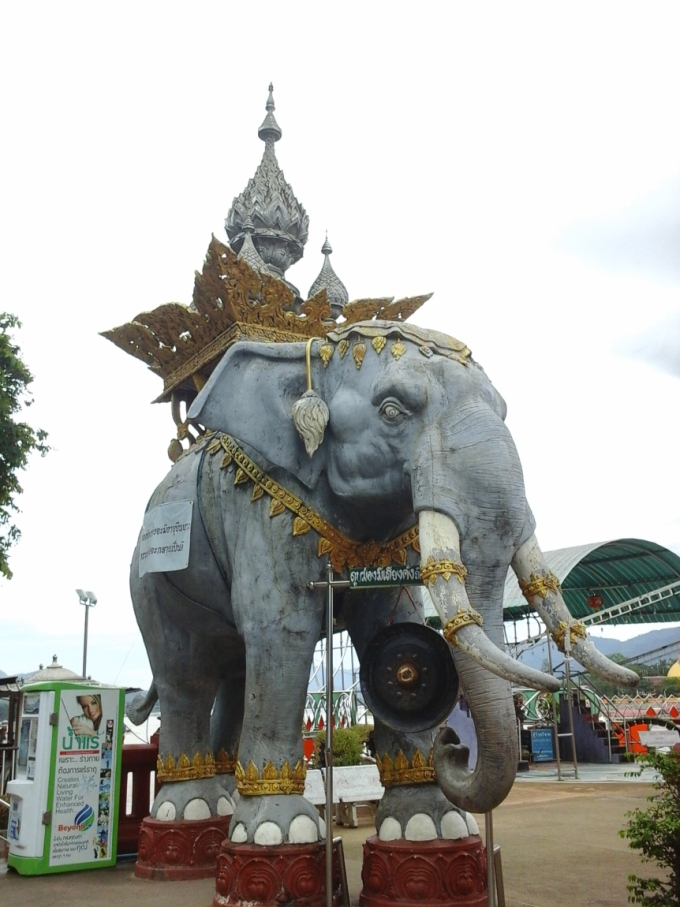 Chiang Rai Golden Triangle
