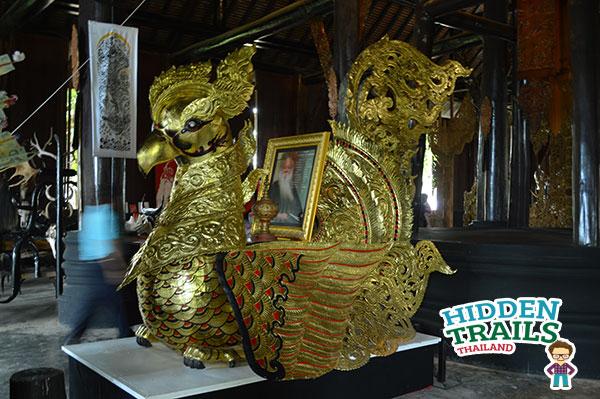 Chiang Rai Museums  Baandam gallery and museum Chiang rai