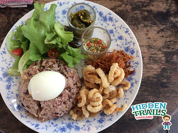Chivit Thamma Da Restaurant Chiang Rai