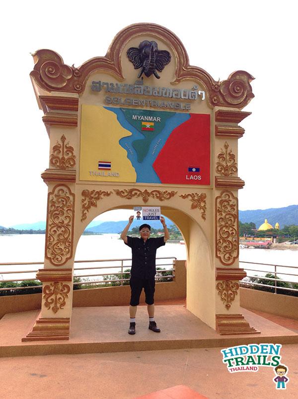 Golden Traingle Chiang Rai