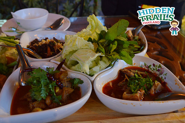 Krua Sukhothai Restaurant Chiang Rai