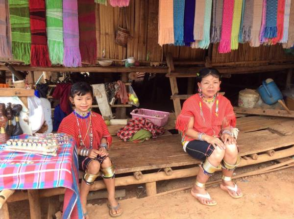 5 Hill Tribe Village in Chiang Rai