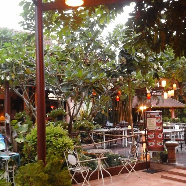 Thailand Chiang Rai Lanna. Krua Sukhothai Restaurant Chiang Rai