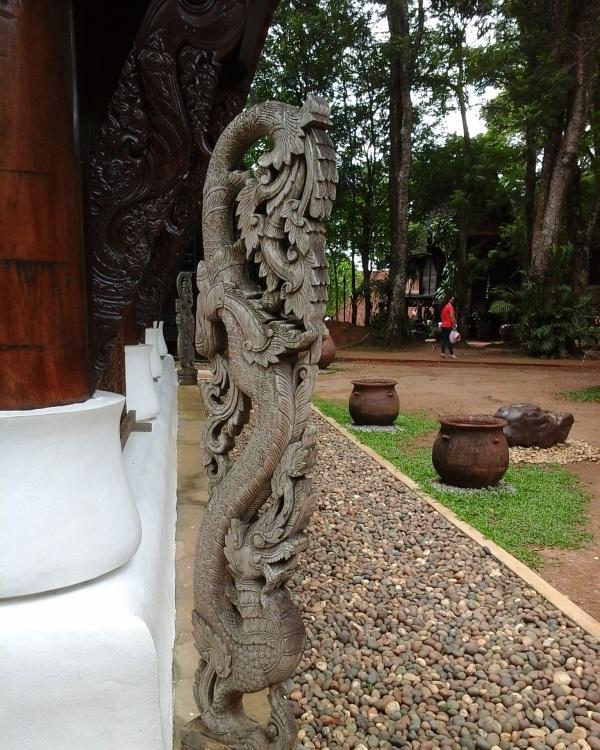 Chiang Rai Museums Baan Daam