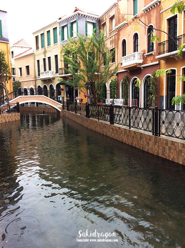 Colours of Italy in Bangkok at Venice Shopping Plaza