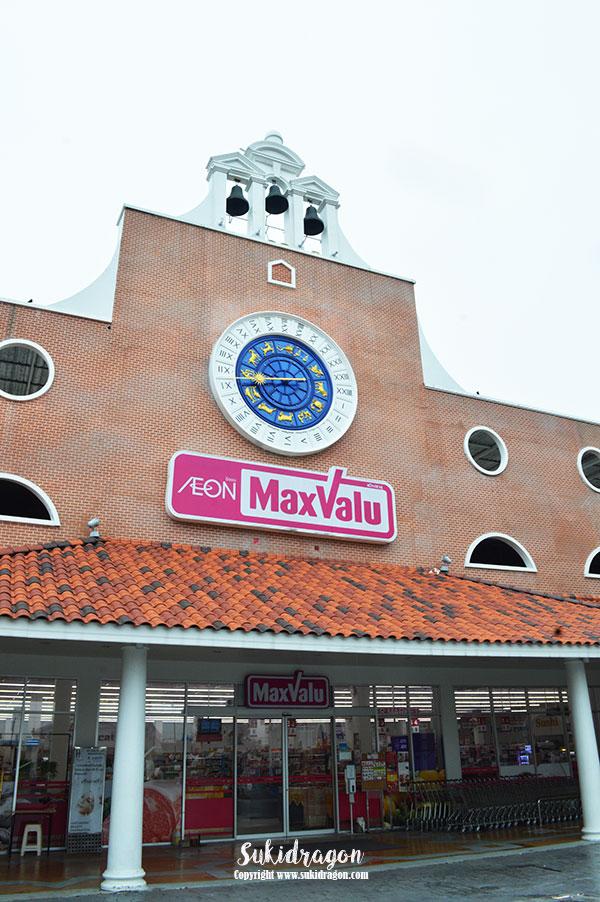 Colors of Italy in Bangkok Venice Shopping Plaza