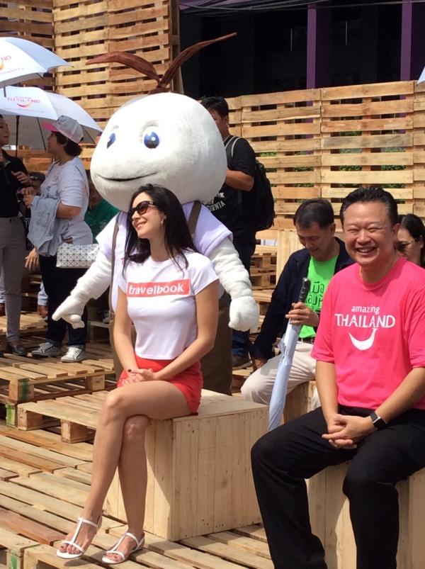 TAT Expat Fair Thailand 2016 Bangkok
