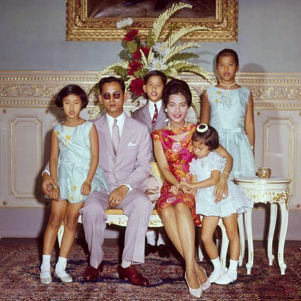 HM King Bhumibol Adulyadej