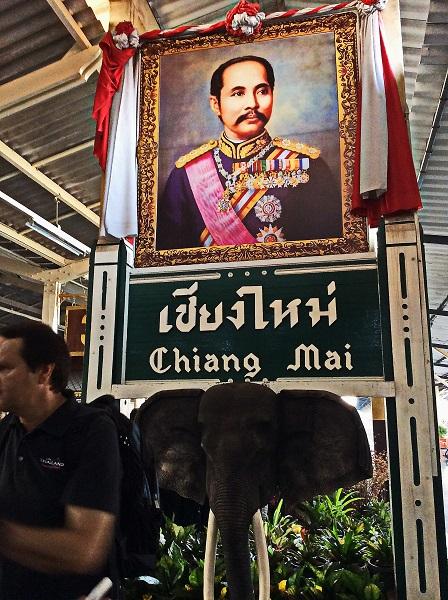 Chiang Mai by Night Train