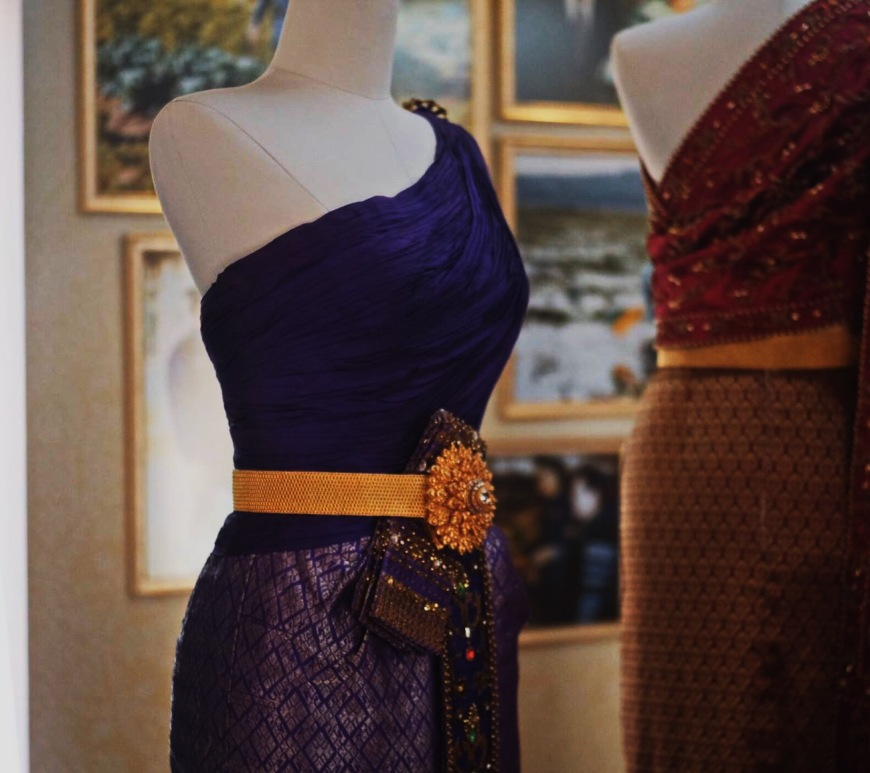 Discovering the Queen Sirikit Museum of Textiles