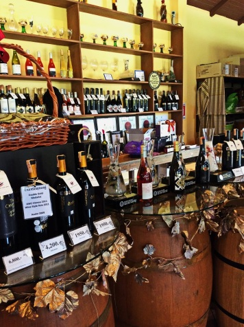 The art of wine in GranMonte Vineyard and Winery Khaoyai