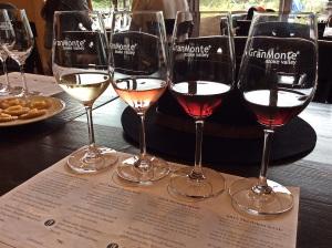 The art of wine in GranMonte Vineyard and Winery Khaoyai