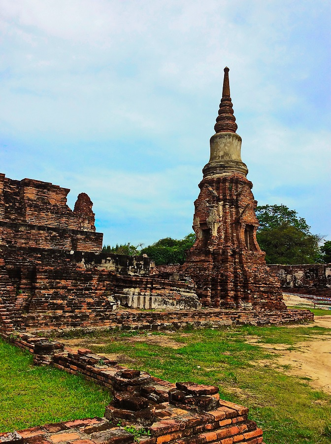 Ayutthaya City Thailand. Ayutthaya Time Tunnel Experience