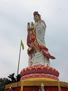 The myth of Ganesha in Chachengsao Thailand