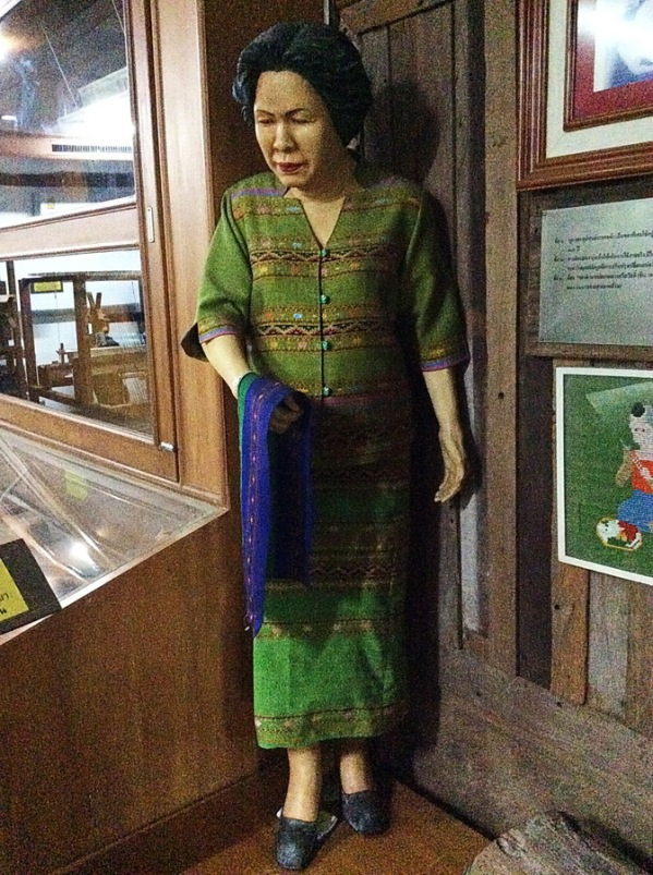 A lifelike walk through time at the Ban Khu Bua Museum in Ratchaburi