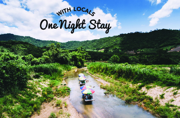 """Discover a different side of Thailand with a """"One Night Stay with Locals"""""""