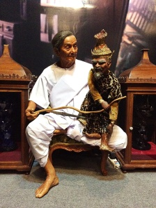 Hanuman and friends are back at the Joe Louis Puppet Theater!