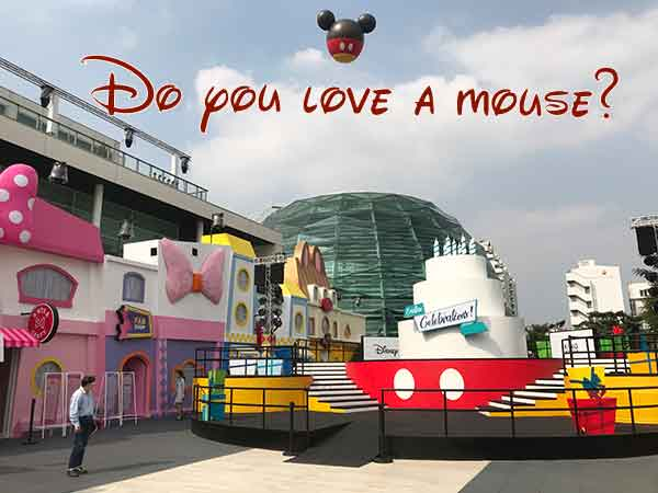 Do you love a Mouse?
