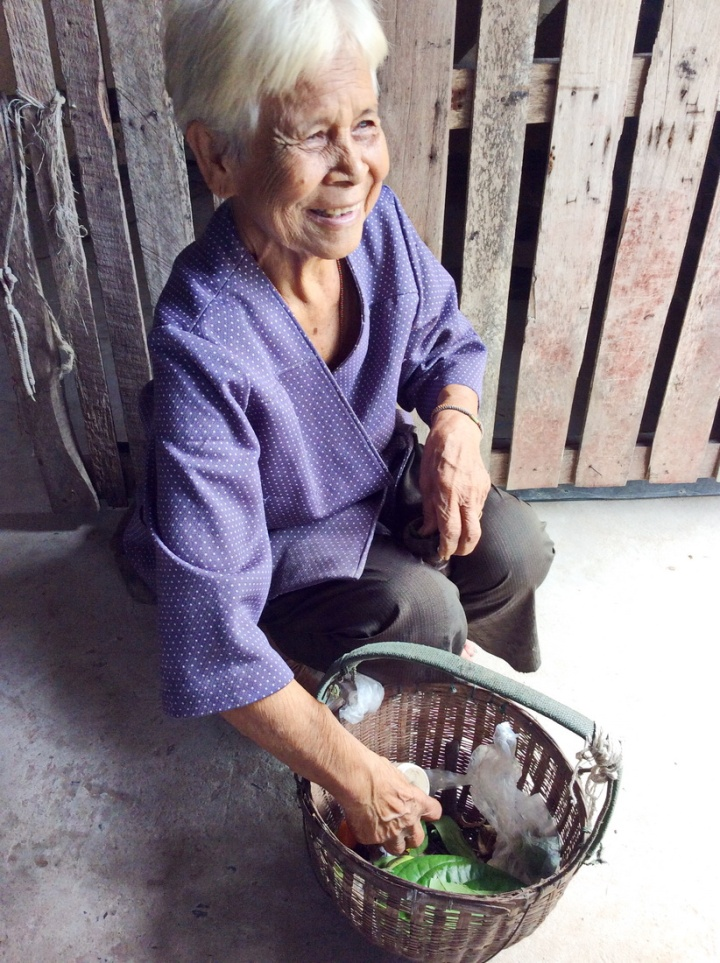 The Art of Chewing Betel Nut